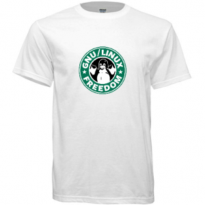 linuxstarbucks-shirt-w