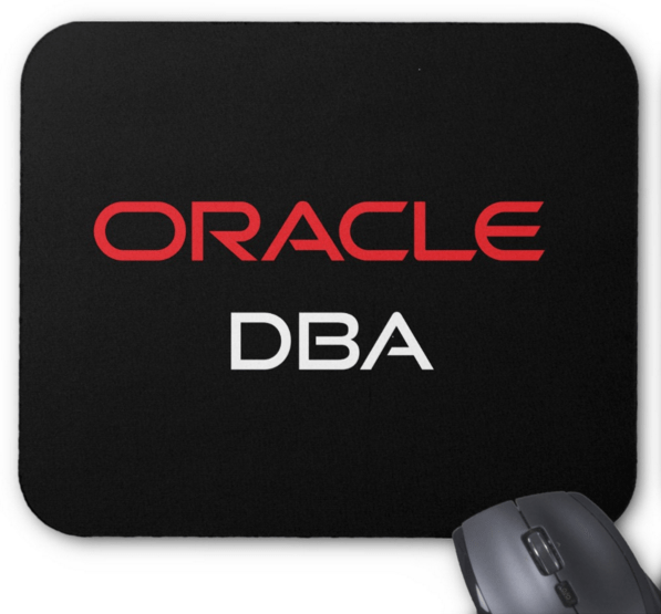 oracledba-mousepad