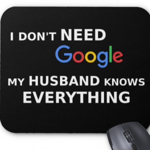 nogoogle-woman-mousepad-