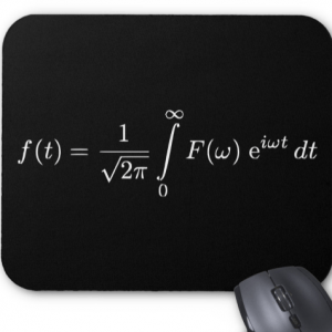 mousepad-ieee-fourier-black